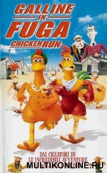 Chicken run rocky toy