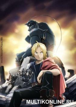 Стальной алхимик: Братство 2 сезон (2009)