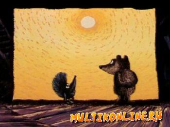 Как ежик и медвежонок меняли небо (1985)