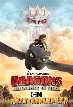 Драконы: защитники Олуха (2013)