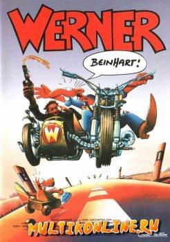 Вернер. Твердый, как кость (1990)