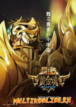 Рыцари Зодиака: Золотая Душа (2015)