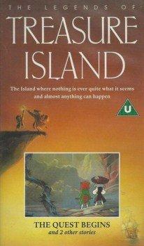 Легенды Острова Сокровищ (1992)