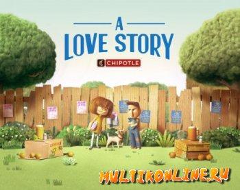 История любви / A Love Story (2016)
