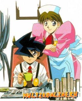 Гениальные паровые детективы (1998)